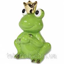 Статуэтка Лягушка керамика