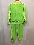 Велюровый спортивный костюм для мальчика, фото 2