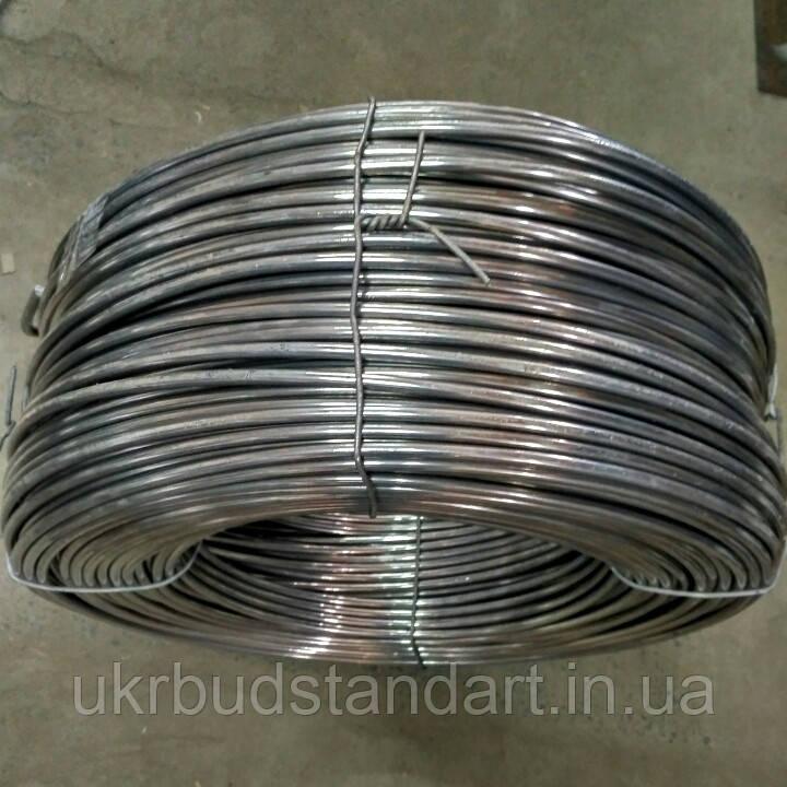 Проволока алюминиевая ф 8 мм