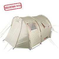 Палатка туристическая Tavrika 4 RED POINT четырехместная кемпинговая