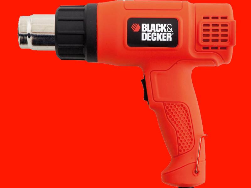Строительный фен Black&Decker KX1650