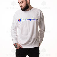 Champion - Белый свитшот | Бирка оригинал, фото 1