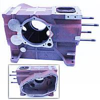 Блок двигателя (длинный) (+гильза +шпильки 4 шт) (R180)