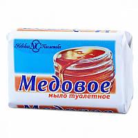 Медовое мыло туалетное, 90 г, Невская Косметика