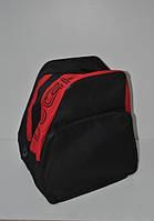 Сумка для лыжных ботинок WGH black red