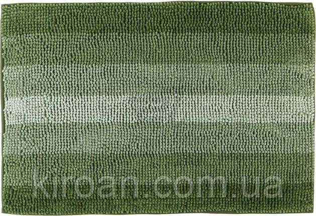 Коврик для ванной комнаты «МАХРАМАТ» 60х90 см (зеленый), фото 2