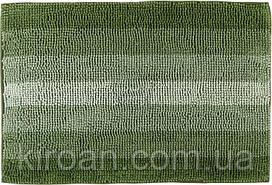 Коврик для ванной комнаты «МАХРАМАТ» 60х90 см (зеленый)