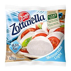 Сыр Моцарелла Цоттарелла легкая,125грм