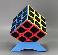 Головоломка кубик Рубика 3х3 Kung-Fu Carbon Longyuan