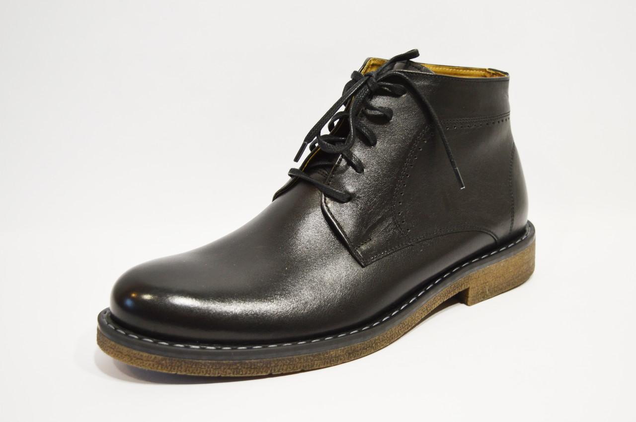 Ботинки мужские кожа натуральная Tapi 2300
