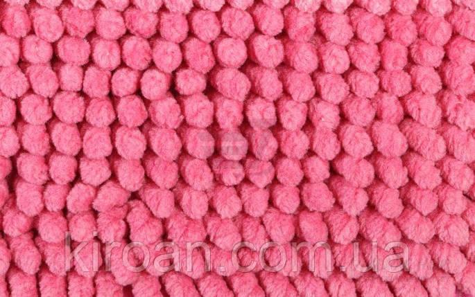 Коврик для ванной комнаты «МАХРАМАТ» 60х90 см (розовый), фото 2