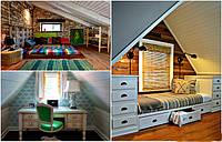 17 идей оформления жилой комнаты на чердаке, которые вдохновят действовать прямо сейчас