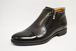 Зимние мужские ботинки кожа Tapi 2295