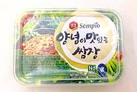 Паста соевая корейская классическая Самджанг Sam Jang Sempio 170 г, фото 1