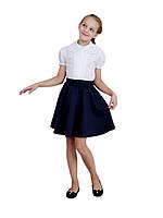 Юбка для девочки м-1104 рост от 104 до 158, фото 1