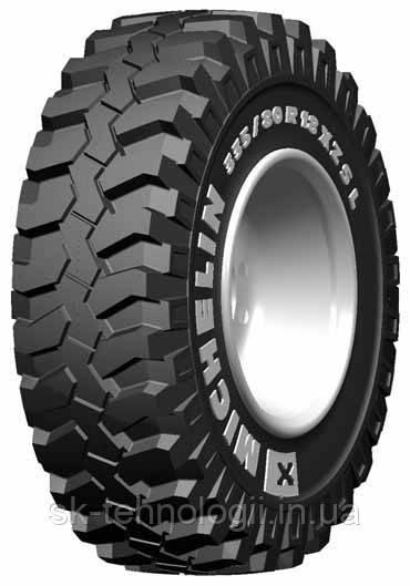 Шина 375/75 R20 (14.5 R20) 155A2/143B XZSL TL (Michelin)