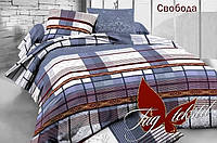 Комплект постельного белья Свобода семейный (TAG-154c)