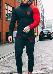 Мужской спортивный костюм   AL-7653-35