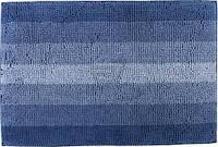 Коврик для ванной комнаты «МАХРАМАТ» 60х90 см (синий)