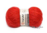 Yarn Art_Mohair Classic_Красный №105