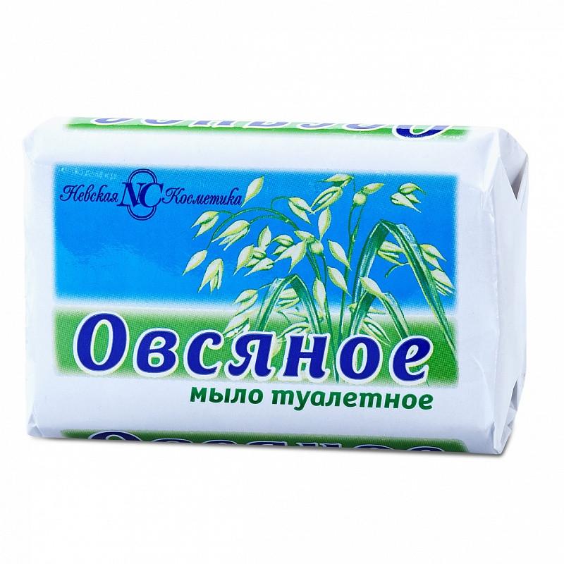 Овсяное мыло туалетное Невская Косметика 90 г. (10171)