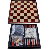 Шахматы, шашки, нарды (магнитная доска) 47710