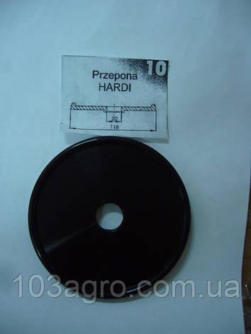 Мембрана насоса 10 Hardi , фото 2