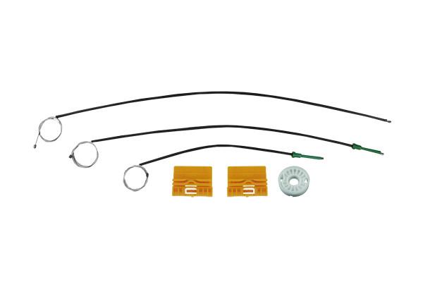 Ремкомплект механизма стеклоподъемника передней левой двери Porche Cayenne 2002-2010