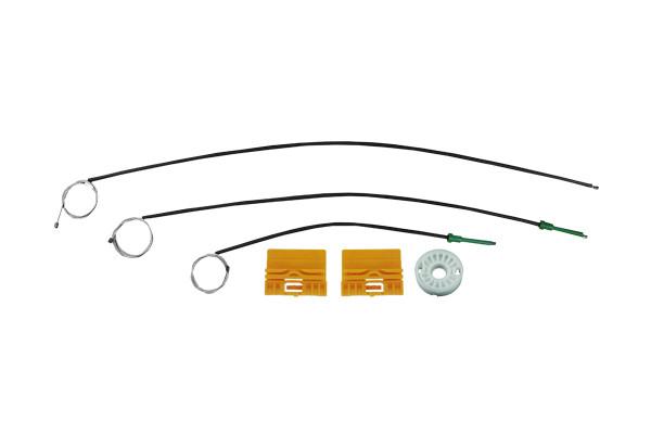 Ремкомплект механизма стеклоподъемника задней правой двери Porche Cayenne 2002-2010
