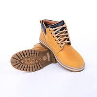 Мужские зимние ботинки Bastion - Overslush, Yellow, фото 1