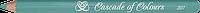 Карандаш для глаз Cascade of Colours 207 (бирюзовый), фото 1