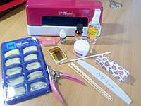 Стартовый набор для наращивания ногтей