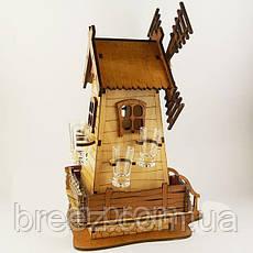 Рюмочный набор Мельница, фото 2