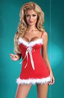 Новогодний костюм со шнуровкой Christmas Honey