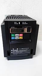 Преобразователь частоты Hitachi MX2-AB022-E, 2.2кВт, 220В