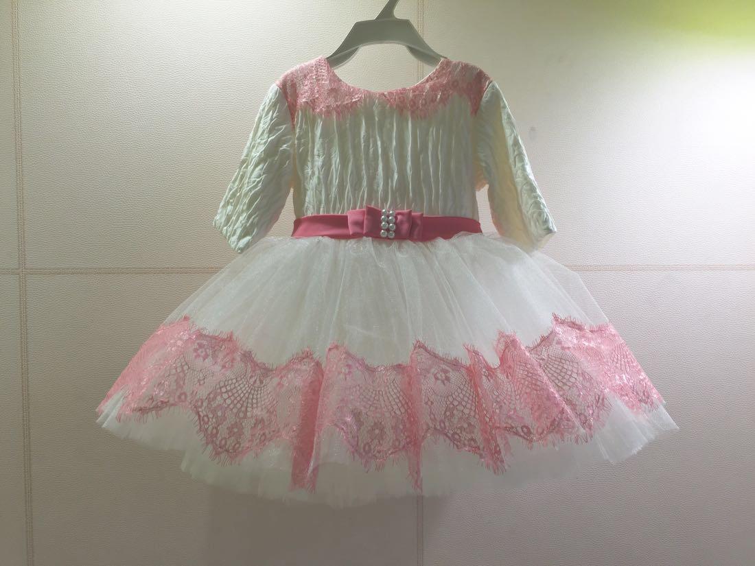 41d5af0a9b9 Нарядное платье на годик