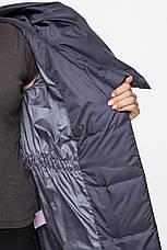Зимняя куртка женская Kattaleya KTL-123 цвета темный графит (#596), фото 3