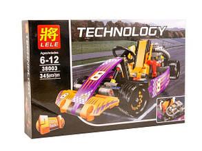 Конструктор Lele Technology Hummer