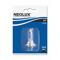 Лампа фары головного света H7 Neolux