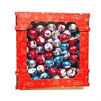 Конфеты Baron шарики (смайлы) новогодние