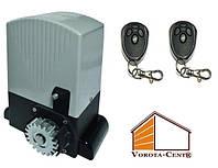 Полный комплект электродвигателя An-Motors ASL2000KIT для ворот до 2000 кг