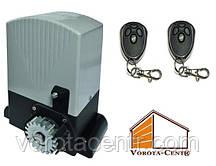 Повний комплект електродвигуна An-Motors ASL500KIT для воріт до 500 кг