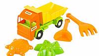 """Грузовик """"Mini truck"""" с набором для песка 4 эл. Тигрес//"""