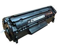 Заправка картриджа Q2612A для принтера HP LaserJet 1010, 1012, 1015, 1018