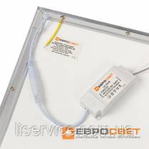 Потолочная светодиодная панель Евросвет LED-SH-600-20 4000К OPAL 32вт , фото 2