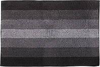 Коврик для ванной комнаты «МАХРАМАТ» 60х90 см (черный)