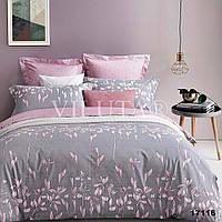 17116 Двуспальное постельное белье ранфорс Viluta
