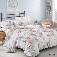 17121 Двуспальное постельное белье ранфорс Viluta