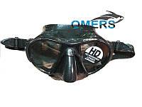 Маска Cressi Nano HD линзы для подводной охоты