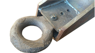 Дышло (под рулевые тяги) 2ПТС-4